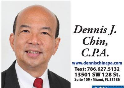 Dennis J. Chin, C.P.A.