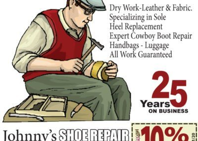 Johnny's Shoe Repair