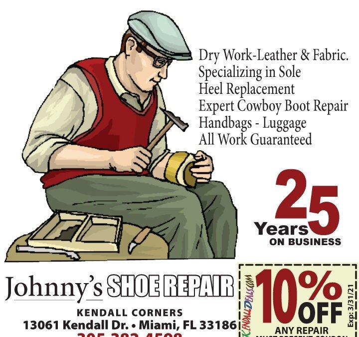 Johnny's Shoe Repair