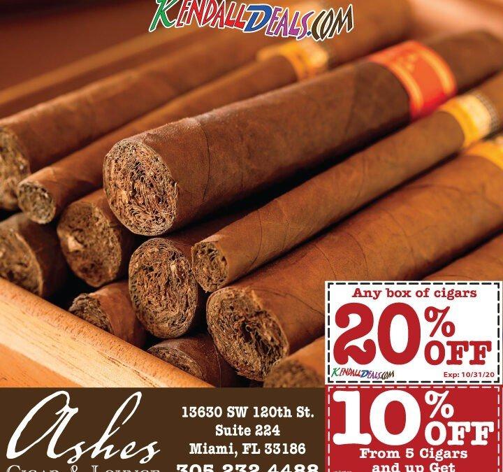 Ashes Cigar Lounge