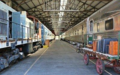 Gold Coast Rail Road Museum!