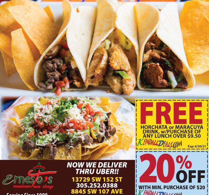 Ernesto's Tacos