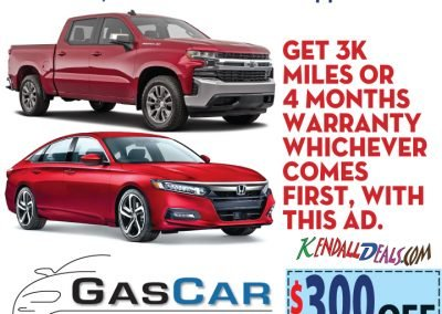 GasCar Auto Brokers
