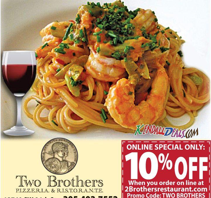 2 Brothers Restaurant