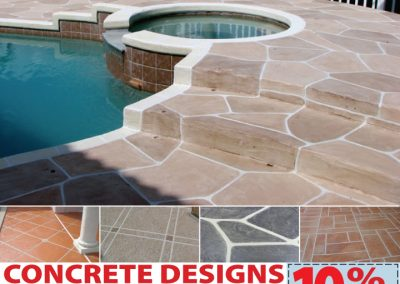 Concrete Designs