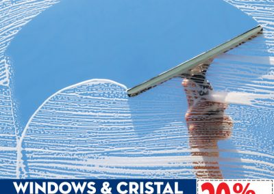 Windows & Cristal Clear Cleaners, Inc